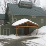 A Smith Building Co. custom-built home in Bear Creek