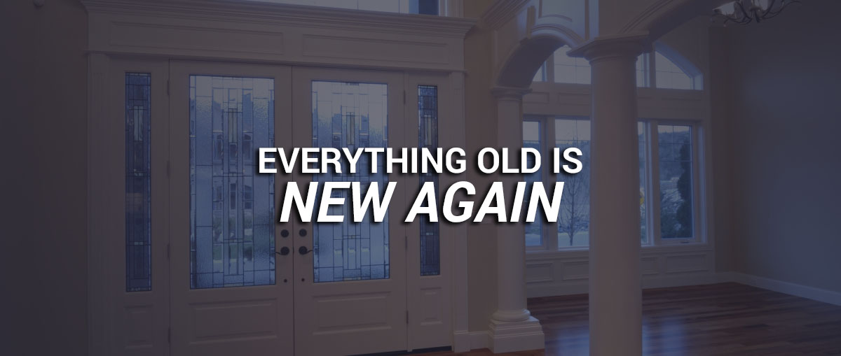 Everything Old is New Again: Bringing Traditional Craftsmanship Into Your New Home