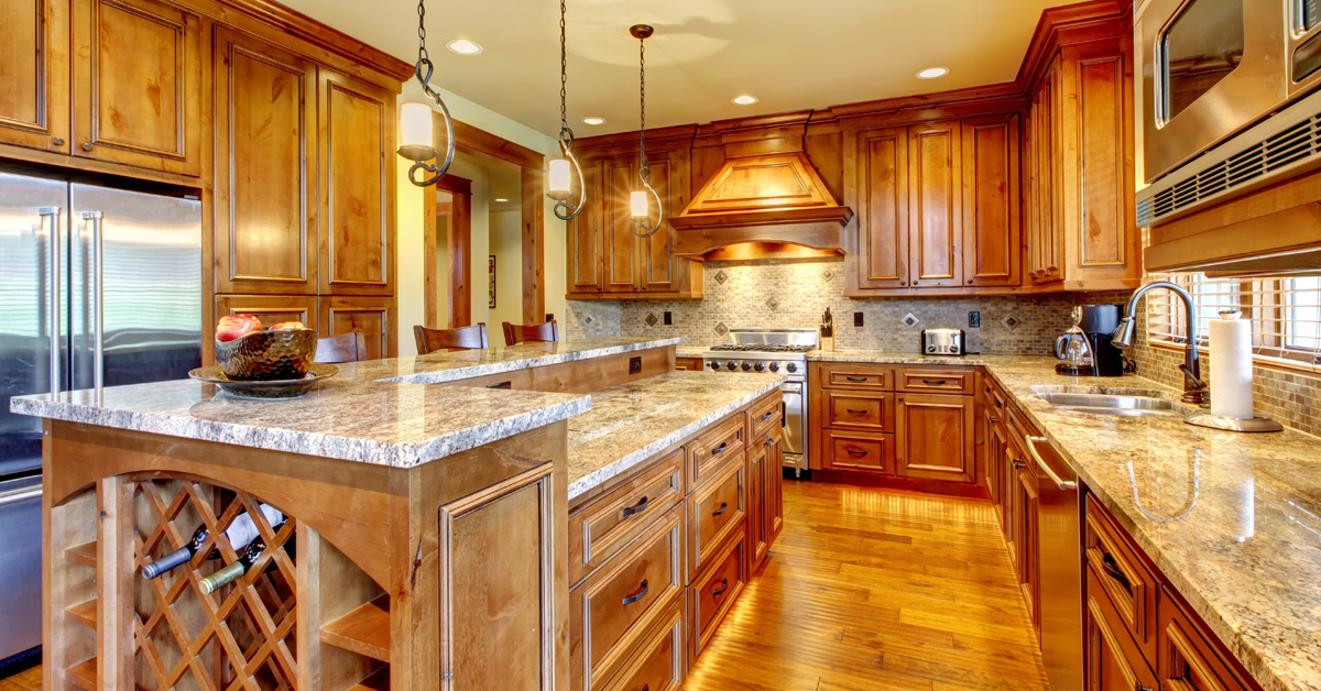 Dreaming Up the Dream Kitchen