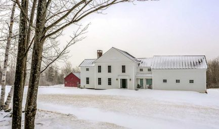 historic vermont farmhouse